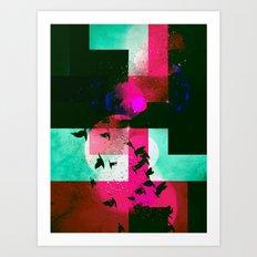 byrdbryyn Art Print