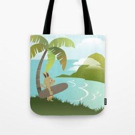RIA - Piko Sunny Hilltop Tote Bag