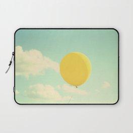 yellow balloon Laptop Sleeve