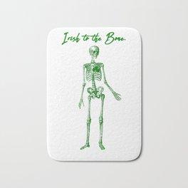 Irish to the Bone Bath Mat