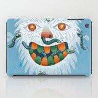 yeti iPad Cases featuring Yeti by Santiago Uceda