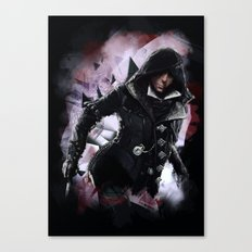 Assassin's Creed – Evie Frye Canvas Print