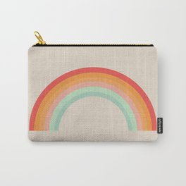 Vintage Rainbow Carry-All Pouch