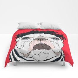 Venice Bulldog Comforters