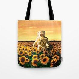 Space Gardener Tote Bag