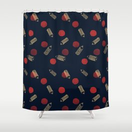 That day, I: One Shower Curtain