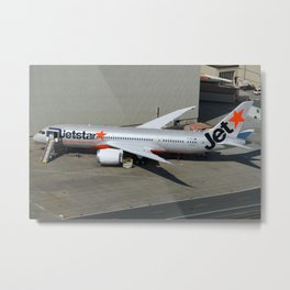VH-VKA from above Metal Print