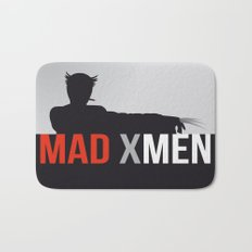 MAD X MEN Bath Mat