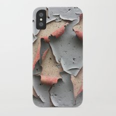 The Pink Underside iPhone X Slim Case