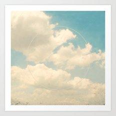 Laugh at the Sky Art Print