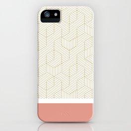 CUATRO iPhone Case