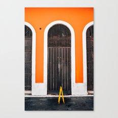 Puerta Puerto Rico #2 Canvas Print