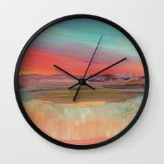Improvisation 39 Wall Clock