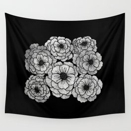 Poppy Patch Wall Tapestry