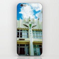 The Vic iPhone & iPod Skin