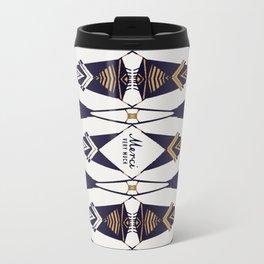 Merci, Very Much Travel Mug