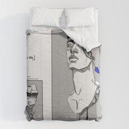 Ctrl + i Comforters