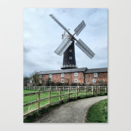 Skidby Windmill Canvas Print