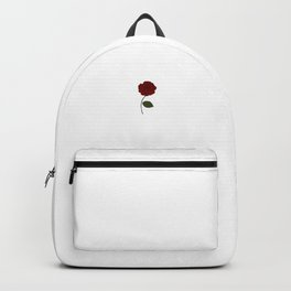 Single Rose Backpack