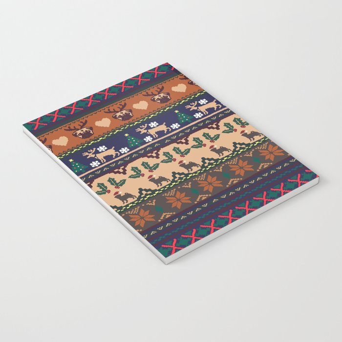 Christmas With You Notebook