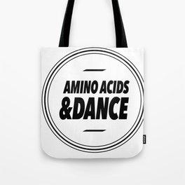 Amino Acid & Dance Tote Bag