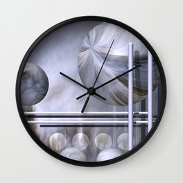 3D for duffle bags and more -7- Wall Clock