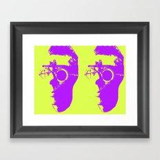 Opthalmic Heads Framed Art Print