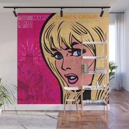 Gwen Stacy, 121 Wall Mural