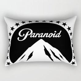 Paranoid Pictures, Banksy Cine Parody For Movie Freaks, Artwork For Women, Men, Kids, Tshirts, Print Rectangular Pillow