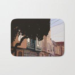 Sunset Houses, San Francisco  Bath Mat