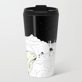 Up for yourself Metal Travel Mug
