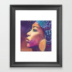 Kwamini Framed Art Print