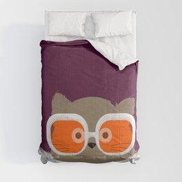 Cat Elton Comforters