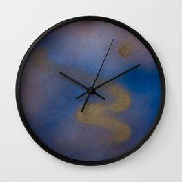 Lockout Wall Clock