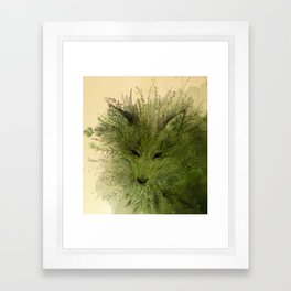A Spirit Framed Art Print