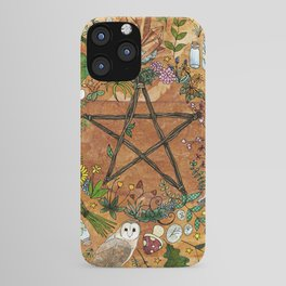 Witch tools iPhone Case