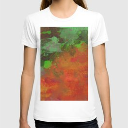 A Difference Of Opinion (Abstract painting) T-shirt