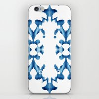 ikat iPhone & iPod Skins featuring Ikat by Lauren Heslop
