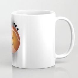 I caught fire Coffee Mug