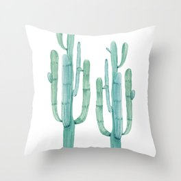 Will You Be My Bestie? Throw Pillow