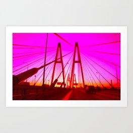 The Bridge Art Print