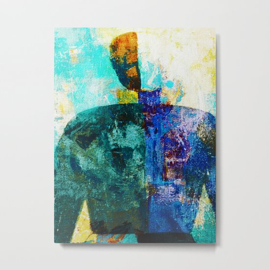 Malevich 2 Metal Print