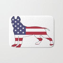 American Pit Bull Terrier Bath Mat