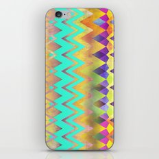 Lacy Camping Dreams  iPhone & iPod Skin