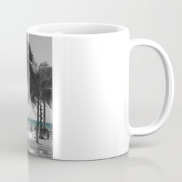 Miami Beach Florida Ocean photography Coffee Mug