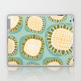 Cote d'Azur Blooms Laptop & iPad Skin