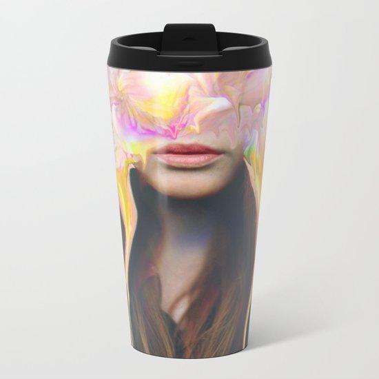 Inner Beauty Metal Travel Mug