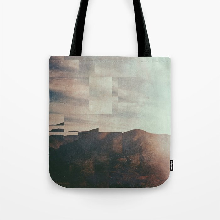 Fractions A40 Tote Bag