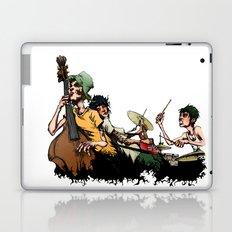 The Band II Laptop & iPad Skin
