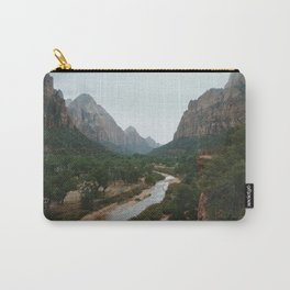 Zion valley Carry-All Pouch